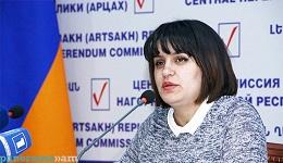 Արցախի ԿԸՀ նախագահի արձագանքը Ադրբեջանի կենտրոնական ընտրական հանձնաժողովի հայտարարությանը
